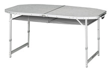 Outwell Hamilton table pliable gris